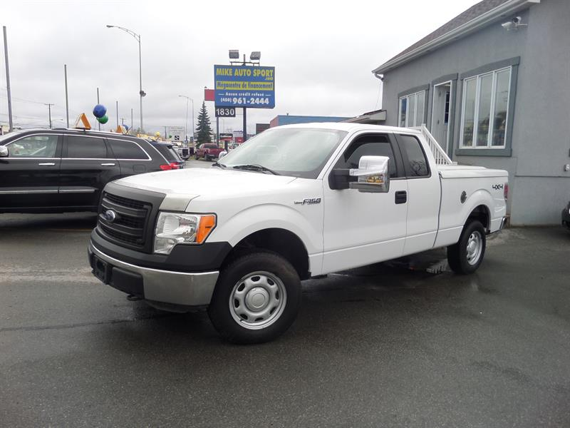 Ford F-150 2013 4WD SuperCab 145