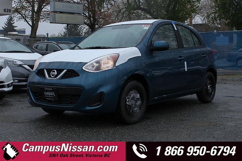 2018 Nissan Micra SV #8-A174
