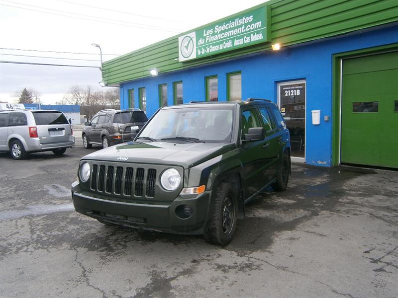 Jeep Patriot 2009 4WD 4dr #F180152-03