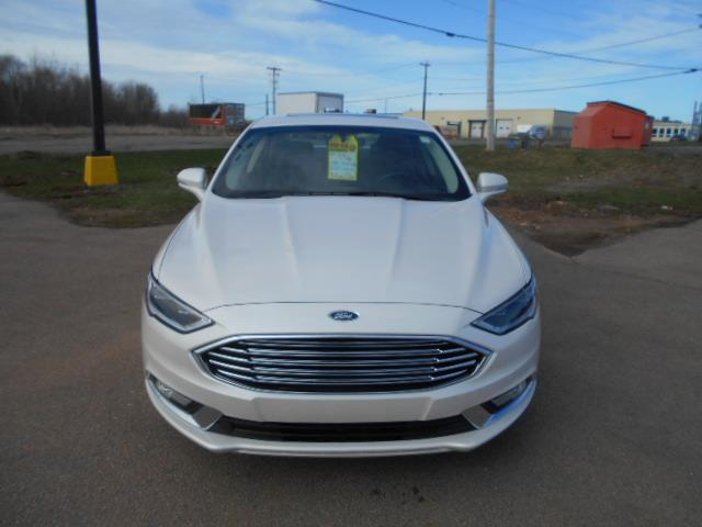 2017 Ford Fusion 4dr Sdn AWD #MP-2443
