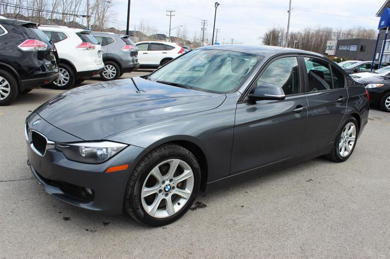BMW 3 Series 2014 320i xDrive #A4532