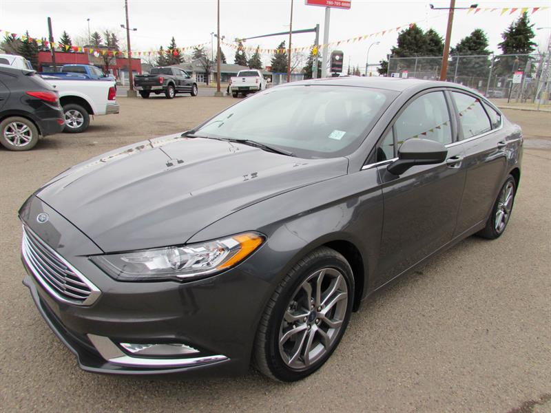2017 Ford Fusion 4dr Sdn SE FWD #enx639b