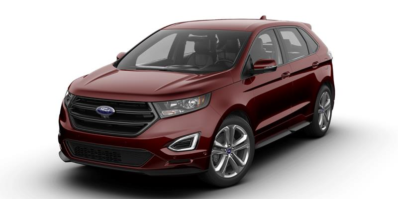 Ford Edge AWD 2018 SPORT #38358