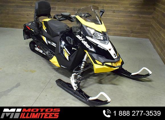 Ski-Doo MX Z Blizzard 900 ACE 2016