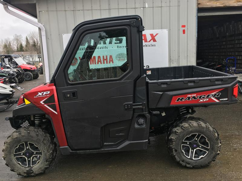 Polaris Ranger XP 900 2016