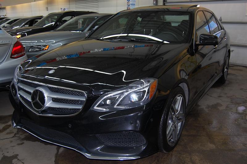 Mercedes-Benz E-Class 2015 4dr Sdn E 400 4MATIC