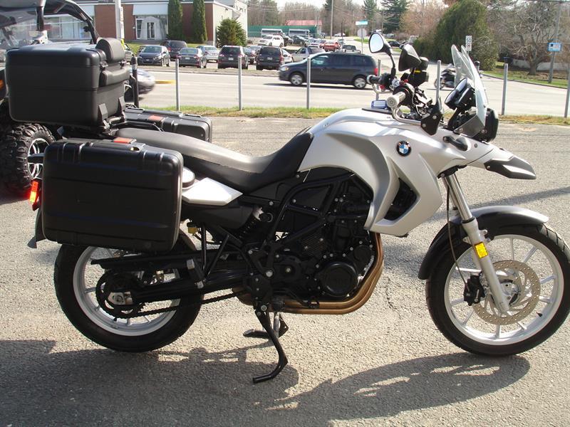 BMW F650GS 2012
