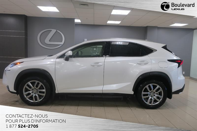 Lexus NX 200t 2015 AWD LUXE CAMERA #14557A