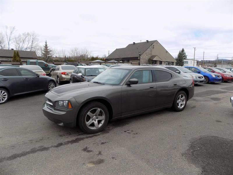 Dodge Charger 2010 SE #AD5536
