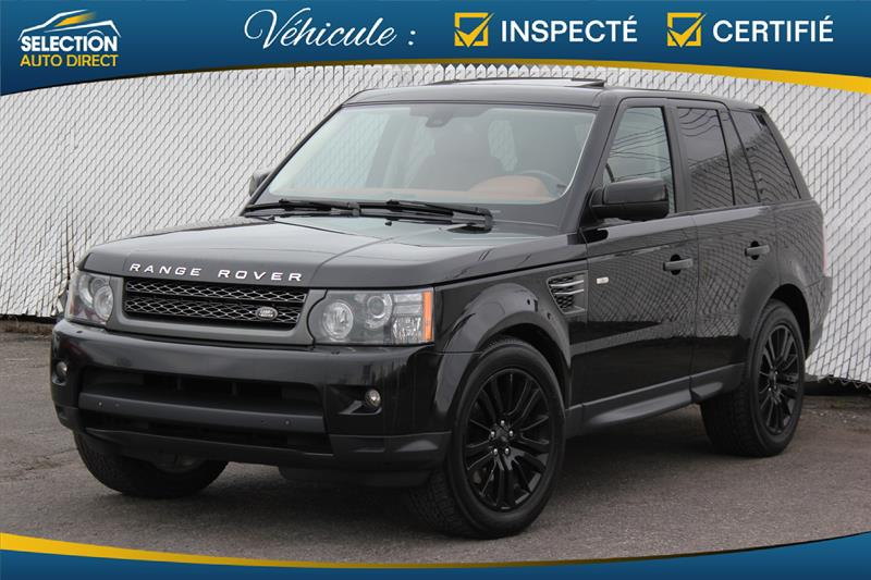 Land Rover Range Rover Sport 2011 4WD 4dr HSE LUX #S260295