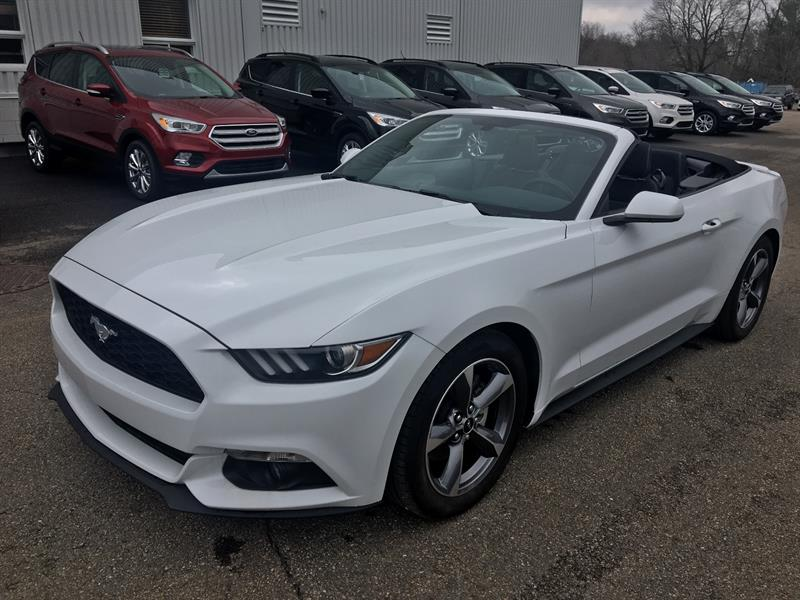 Ford Mustang 2017 V6 Convertible #3572