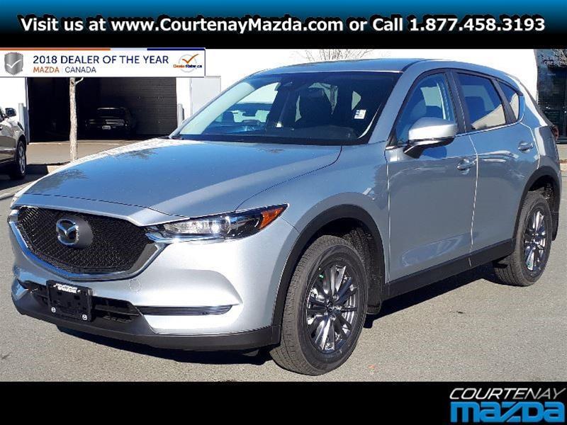 2018 Mazda CX-5 GX FWD at #18CX55098
