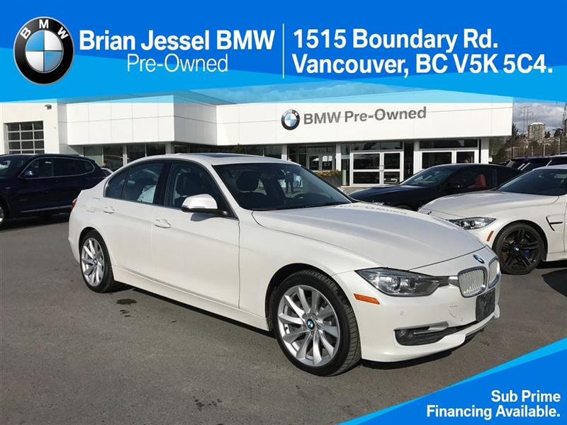 2014 BMW 3-Series 328d xDrive Sedan Modern Line Only $169 bi weekly #BP6105