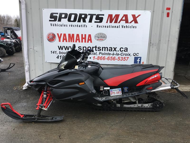 Yamaha Apex LTX 2008