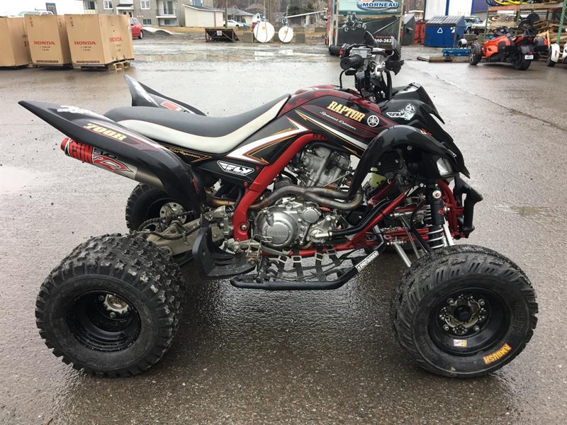 Yamaha Raptor 700R 2009 #31774RDL