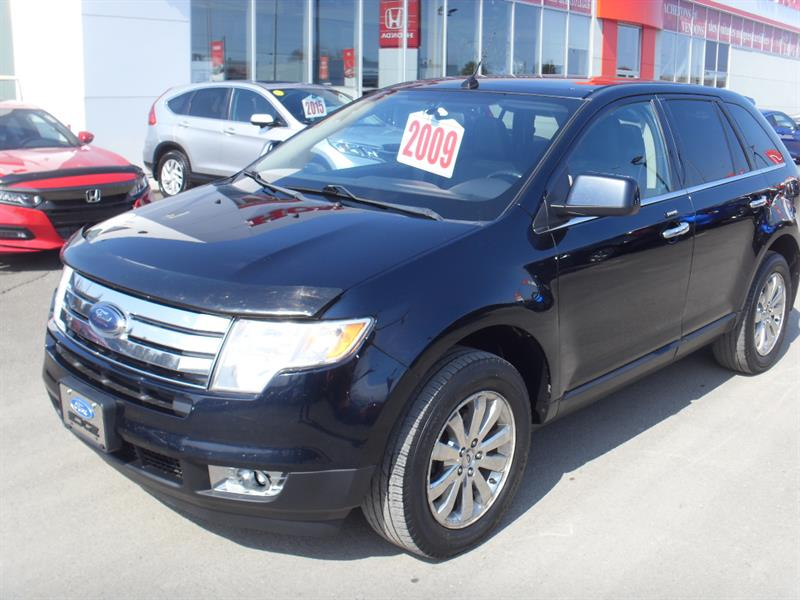 Ford EDGE 2009 4dr Limited AWD #H8108B