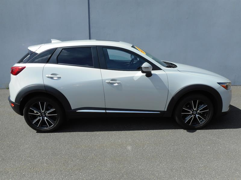 2016 Mazda CX-3 AWD 4dr GT #8314A