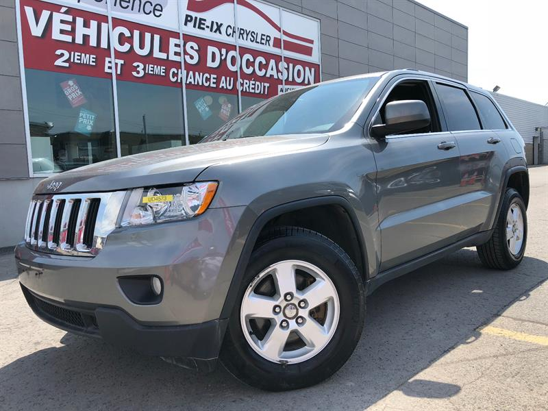 Jeep Grand Cherokee 2011 4WD 4dr+LAREDO+MAGS+A/C+GR.ELEC+WOW! #UD4573