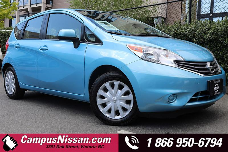 2014 Nissan Versa Note Hatchback w/ Bluetooth #JN2873