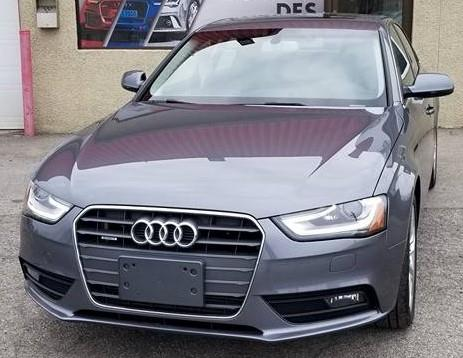 Audi A4 2014 TECHNIK, QUATTRO, AUDI SIDE ASSIST #6059