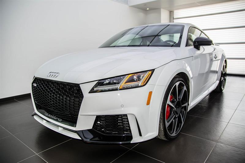 Audi TT RS Exaust,Carbon,Technology pack 2018