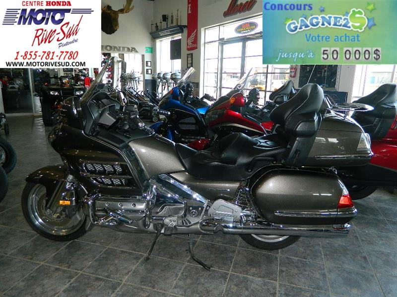 Honda GL 1800 GOLDWING AL 2009