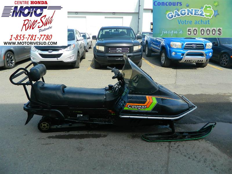 Arctic Cat Cougar 1989
