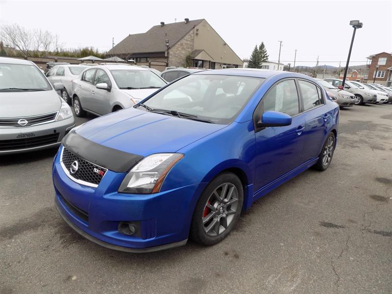 Nissan Sentra 2010 SE-R Spec V #AD6040