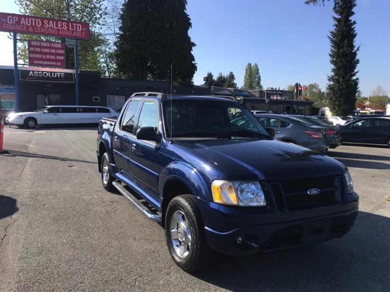 2005 Ford Explorer Sport Trac 4dr 4WD #GP8256