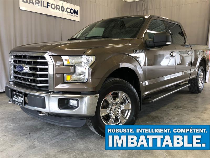 Ford F-150 2015 4WD SuperCrew 157 #c6678