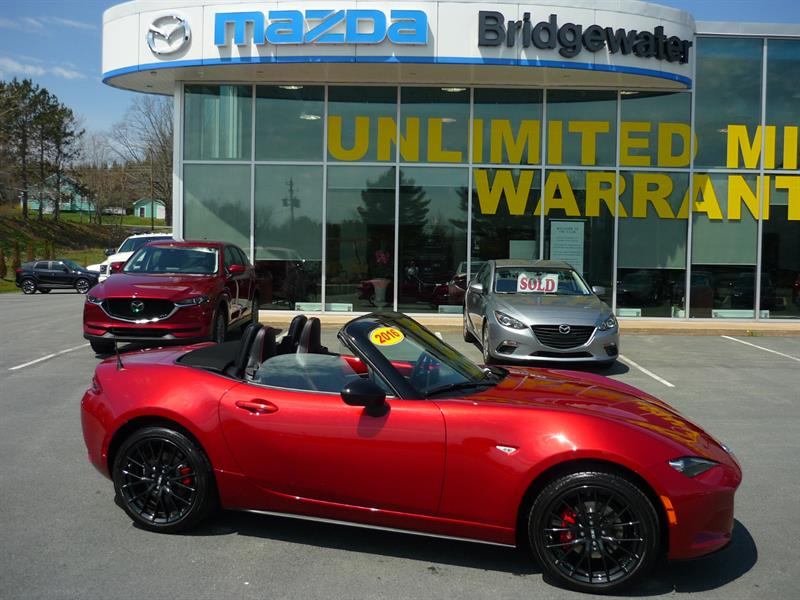 2016 Mazda MX-5 GS Sport Package #17176A