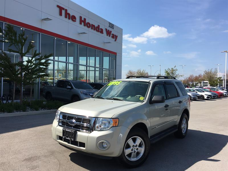 2008 Ford Escape XLT 4WD V6 #18-450A