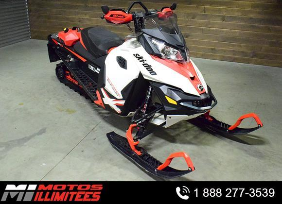 Ski-Doo Renegade Backcountry 800R E-TEC 2013