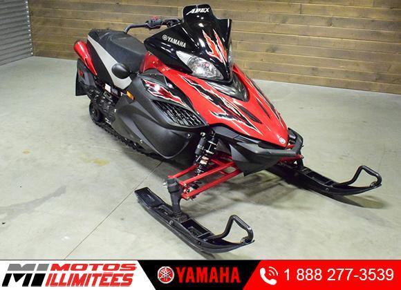 Yamaha Apex GT 2007