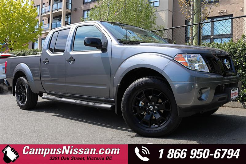 2018 Nissan Frontier Crew Cab Bed 4x4 Auto #D8-T130