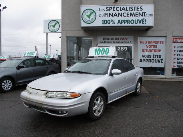 Oldsmobile Alero 2002 4dr Sdn GL #F180164-04