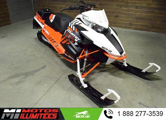 Arctic Cat XF 8000 High Country (141) 2017