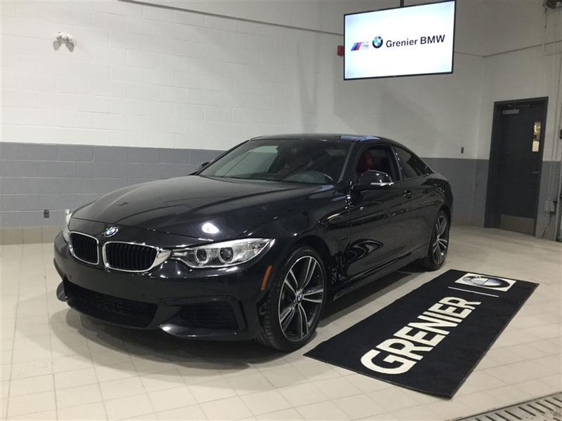 2016 BMW 435i xDrive Groupe M performance.Groupe premium essentiel, 0.9 #180084A
