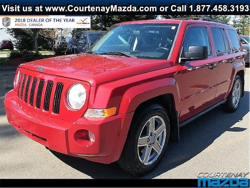 2007 Jeep Patriot Sport 4D Utility 4WD #P4617