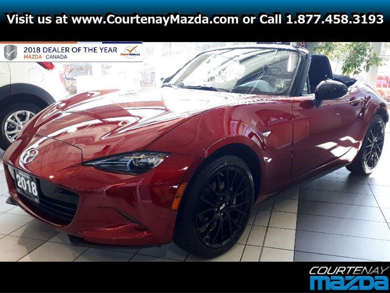 2018 Mazda MX-5 50th 6sp #18MX54145