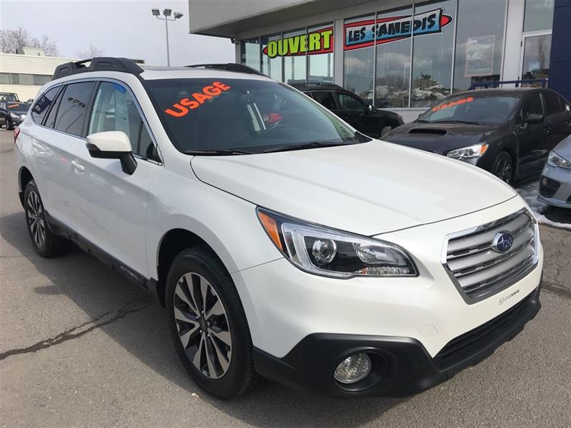 Subaru Outback 2016 3.6R Limited Package #15364A