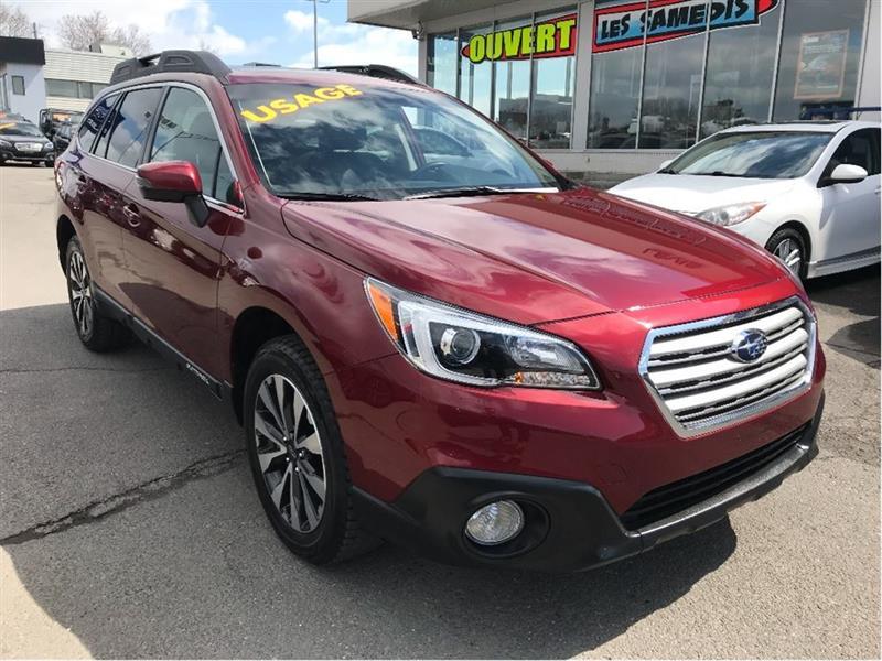 Subaru Outback 2017 3.6R Limited #15367A