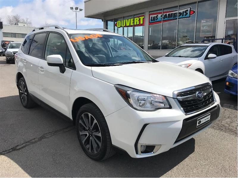 Subaru Forester 2017 XT Touring #15377A