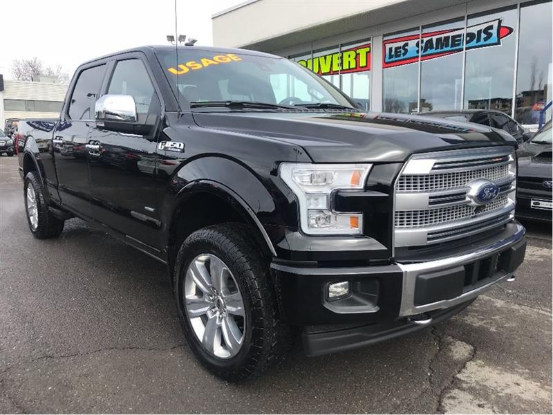 Ford F-150 2017 Platinum #15395A