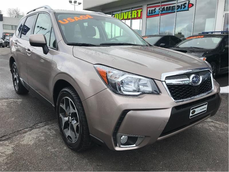 Subaru Forester 2016 2.0XT Touring #15397A