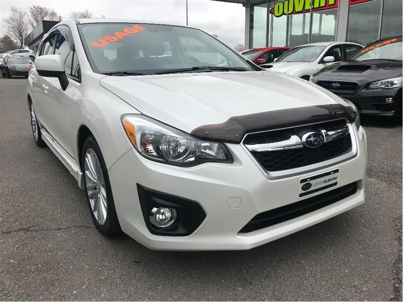 Subaru Impreza 2012 2.0i Sport Package (CVT) #J0871A