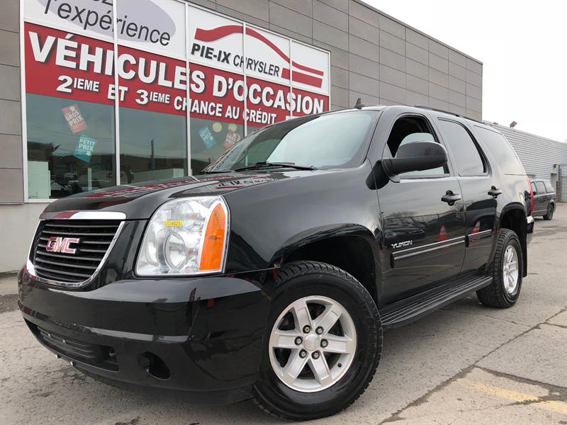 GMC Yukon 2012 4WD 4dr SLE+4X4+8 PASSAGER+MAGS+A/C+GR.ELEC+WOW! #UD4621