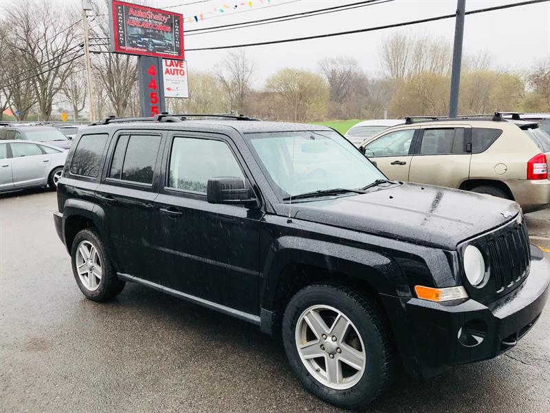 Jeep Patriot 2007 4WD-Sport-NORTH EDITION-AUTOMATIC #94367-2