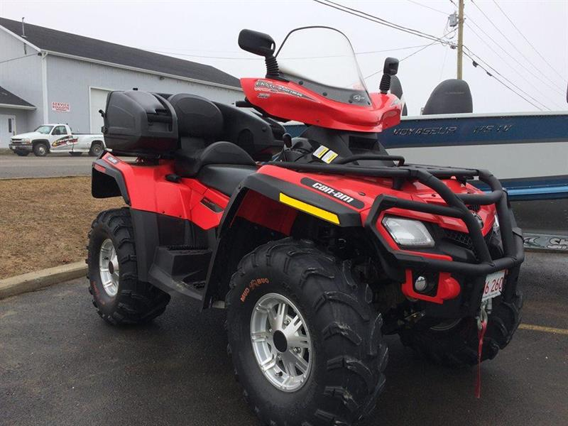 Can-am Outlander Max XT 2011