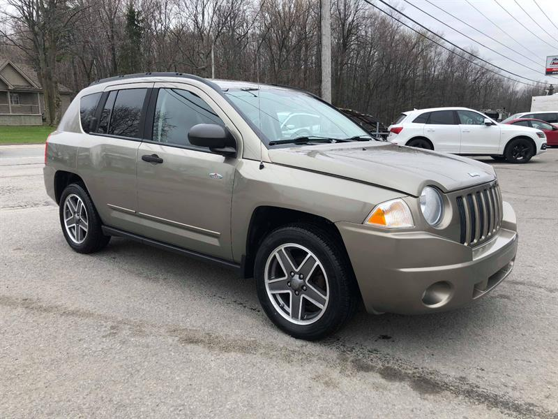 Jeep Compass 2008 4WD North edition #761446